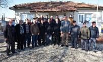 BELEDİYE MECLİS ÜYESİ - Başkan Ataç, Hasanbey Mahallesinde
