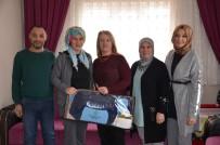 UZUN ÖMÜR - Demirci'de Yeni Doğan Bebek Seti Kampanyası