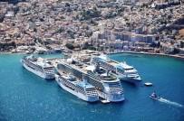 DENIZ TICARET ODASı - Dev Yolcu Gemileri Akdeniz'e Yöneldi