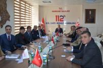 EYLEM PLANI - Hakkari'de 'İl Koordinasyon Komisyonu' Toplantısı