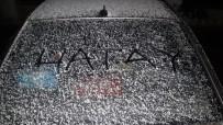 ANTAKYA - Hatay'da Antakya-Yayladağı Yolu Ulaşıma Kapandı