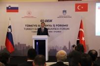 'İki Ülke Arasına Ticaret Hacmi Gittikçe Artıyor'