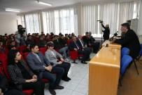 KARABÜK ÜNİVERSİTESİ - KBÜ Rektörü Polat, Lise Öğrencilerinin Sorularını Yanıtladı
