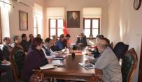 BELEDİYE MECLİS ÜYESİ - Kuşadası'nda Acil Durum Senaryoları Hazırlanıyor