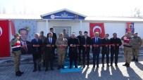 İLKER GÜNDÜZÖZ - Merkez İlçe Jandarma Komutanlığı Hizmet Binası Açıldı