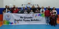 EGZERSİZ - Özel Sporcular Altıeylül'de Buluştu