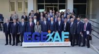 EGE BÖLGESI - Rektör Uysal, 'EGEKAF 2020' Tanıtım Toplantısına Katıldı