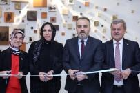 EĞİTİM DÖNEMİ - 'Renk Ve Ahenk' Sergisine Renkli Açılış