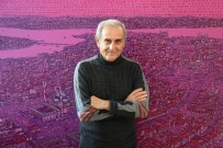 Tuvaldeki Şiirin Ressamı Devrim Erbil Sergisi Küçükçekmece'de