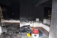 Yangında Asma Katta Yatan Genç Ölümden Döndü