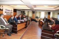 TOPLU İŞ SÖZLEŞMESİ - Adıyaman Belediyesinde Toplu İş Sözleşmesi İmzalandı