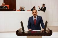 ÇIĞ DÜŞMESİ - AK Parti'li Arvas, TBMM'de Bahçesaray'daki Çığı Anlattı