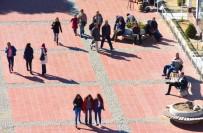 GENÇ NÜFUS - Aliağa'da Genç Nüfus Azaldı Yaşlı Nüfus Arttı