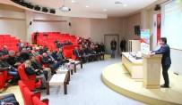 KADıOĞLU - 'Ana Arı Yetiştiriciliği' Konulu Eğitim Programı Gerçekleştirildi