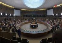 ÜRDÜN - Bakan Akar, NATO Savunma Bakanları Toplantısı'nda