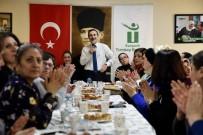 Başkan Ataç, Bilgilendirme Toplantısında Çok Sayıda Kadınla Buluştu