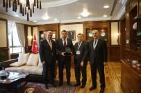 GEBZE BELEDİYESİ - Başkan Büyükgöz BAE'de Temaslarını Sürdürüyor