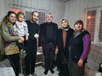 UZMAN ÇAVUŞ - Başkan Cengiz İdlib Gazisini Ziyaret Etti