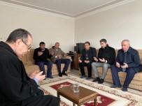 UZMAN ÇAVUŞ - Başkan Yüksel'den Şehit Ailesine Ziyaret