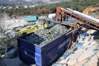 ENERJİ TASARRUFU - Bodrum Belediyesi'nden Atık Ekonomisiyle Büyük Dönüşüm
