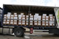 Depremzedelere 'Gıda' Yardımı