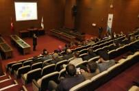 Döşemealtı Belediyesi'nde ISO 9001 Açıklaması2015 Kalite Yönetim Sistemi Bilgilendirme Toplantısı
