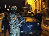Fatih'te Göçmen Kaçakçılığı Operasyonu Açıklaması 135 Göçmen Yakalandı