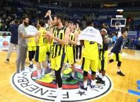 ÜLKER - Fenerbahçe Beko, Kupada Yarı Finalde