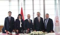 GENÇLİK VE SPOR BAKANLIĞI - Gençlik Ve Spor Bakanlığı'ndan Çanakkale'ye 32 Milyon TL'lik Yatırım