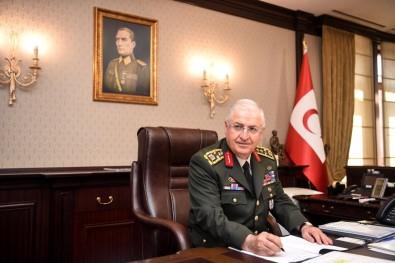 Genelkurmay Başkanı Güler, ABD'li mevkidaşıyla görüştü!