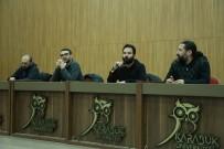 KBÜ'de 'Dilsiz' Filmi Gösterimi Ve Söyleşisi Yapıldı
