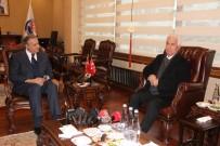 ALİ İHSAN SU - KKTC 3. Cumhurbaşkanı Eroğlu Mersin'de