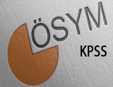 KPSS tarihleri açıklandı! KPSS sınav ve başvuru tarihi ne?