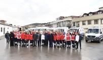 MALTEPE BELEDİYESİ - Maltepe Belediyesi 'Evde Sağlık Hizmeti' Ağını Genişletti