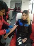 KÖK HÜCRE - Tarsus Polisinden Kök Hücre Bağışı