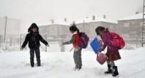DENIZ PIŞKIN - Tosya'da Okullar 1 Gün Tatil Edildi