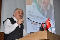 İSTANBUL ÜNIVERSITESI - ALKÜ İhsan Fazlıoğlu'nu Ağırladı