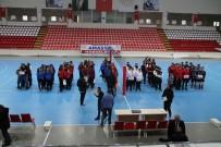 GİRESUN - Amasya'da Voleybol Heyecanı
