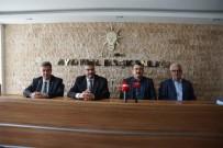 BELEDİYE MECLİS ÜYESİ - Aydın AK Parti'den Doğalgaz Açıklaması