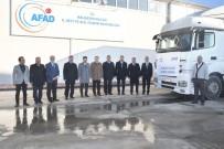 YARDIM KAMPANYASI - Balıkesir'den Elazığ'a Yardım TIR'ı