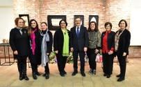 Başkan Ataç'tan 'Gynaika; Toprak - Aşk - Bereket' Sergisine Ziyaret