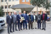 BELEDİYE MECLİS ÜYESİ - Başkan Kavuş, Mezun Olduğu Havzan Kur'an Kursu'nda