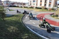 ANİMASYON - Bilgievleri Öğrencileri Trafik Eğitim Parkında