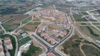 Bursa'da, TOKİ'nin 3200 Konutu İçin Zemin Etüdü
