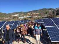 ENERJİ VERİMLİLİĞİ - Çevreci Öğrenciler GES İle Tanıştı