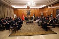 ULAŞTIRMA VE ALTYAPI BAKANI - Cumhurbaşkanı Erdoğan, Pakistan Cumhurbaşkanı Alvi İle Görüştü