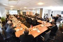 KARABÜK ÜNİVERSİTESİ - Düzce Üniversitesi, Karabük Üniversitesi Heyetini Ağırladı