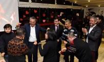 BALCı - Engelsiz Kafe'de Sevgililer Günü Kutlaması