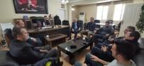ÇAĞRI MERKEZİ - Erciş Belediyesi Kriz Masası Oluşturdu