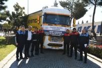 SOSYAL YARDIM - Esenyurt'tan Deprem Bölgesine Gönül Köprüsü Kuruldu